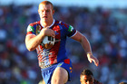 Alex McKinnon has been offered a job for life by the NRL to assist with his recovery. Photo / Getty Images. Photo / AP