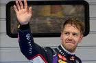 Reining Formula One world champion,Red Bull Racing's Sebastian Vettel, says the sport is still not completely safe 20 years after the last fatal accident in F1. Photo / AP