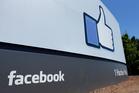 Facebook headquarters in Menlo Park, California. Photo / AP
