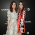 So much greatness in one photo. Actresses Hailee Steinfeld, wearing 60s-inspired Valentino, and Keira Knightley, in Chanel Couture, at the premiere of Begin Again in New York. Picture / AP Images