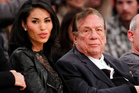 Donald Sterling's shocking remarks to his girlfriend have highlighted the issue of racism in sport. Photo / AP