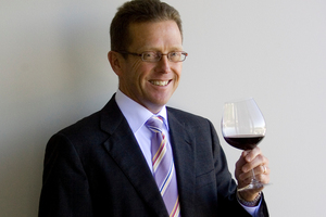 Philip Gregan, chief executive of New Zealand Winegrowers. Photo / Richard Robinson