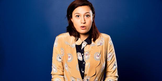 Actress/comedian Rose Matafeo. Photo / Babiche Martens