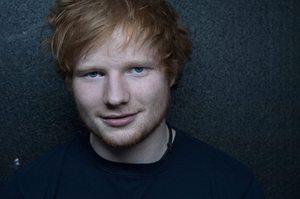 British musician, Ed Sheeran.