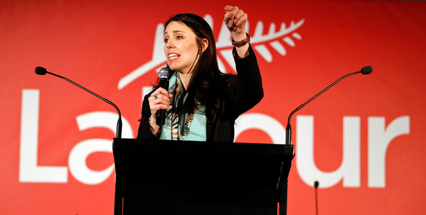 Jacinda Ardern. Photo / APN