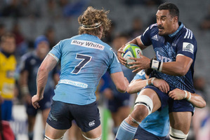 Jerome Kaino. Photo / Getty Images