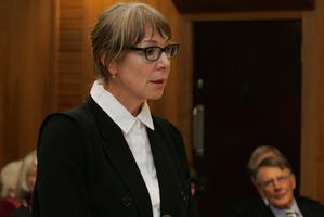 deputy Solicitor-General Cheryl Gwyn.