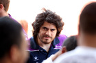 Tohu Harris says he has  moved on from last year's incident when he was dropped from the Kiwis' World Cup squad to make way for Sonny Bill Williams.
