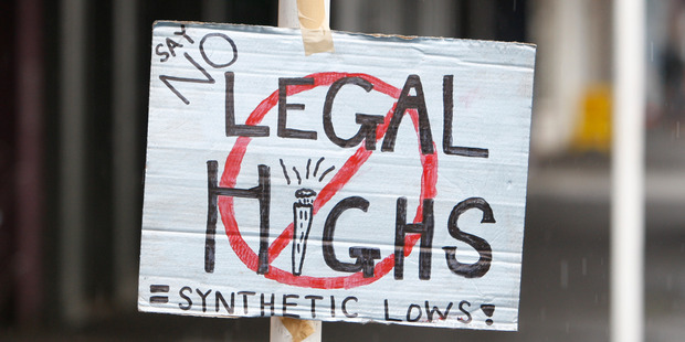 Finally legal highs are to banned.