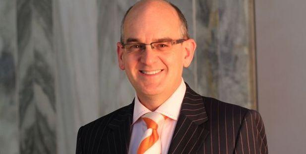 Health Minister Tony Ryall