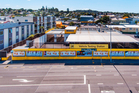 The 3190sq m  site at 53 Princes St, until now used as a car  testing station, occupies a high-profile area in Onehunga.