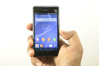 The Sony Xperia E1.