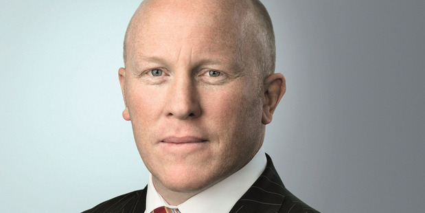 Fraser Whineray, new chief executive of Mighty River Power