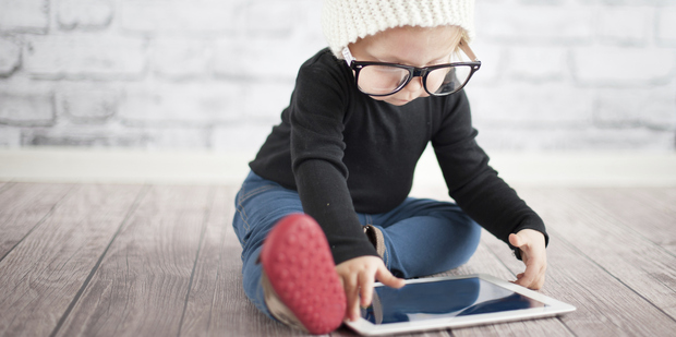 Generation Z are well and truly digital natives. Photo / Thinkstock
