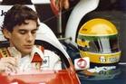 Ayrton Senna died in a crash at the San Marino Grand Prix in 1994. Photo / AP