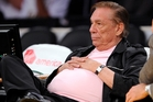 Donald Sterling is banned. Photo / AP