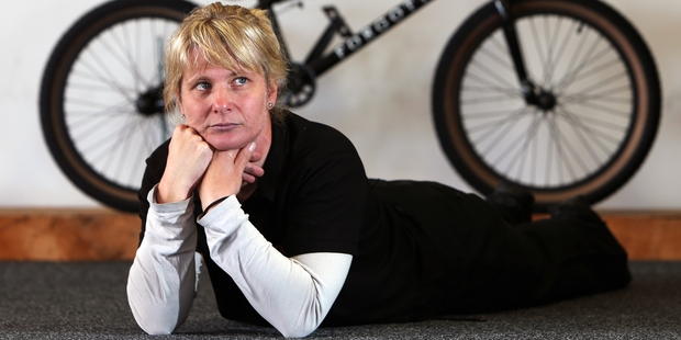 Kim Reyburn wants those who stole two BMX bikes and a scooter from her Whangarei business myBike to be held accountable. Photo/Michael Cunningham