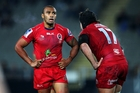 Wallabies like Will Genia have failed to spark the Reds. Photo / Getty Images
