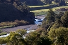 The site of the proposed Ruataniwha Dam project. Photo/File
