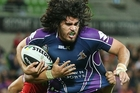 Tohu Harris has showed himself to be versatile. Photo / Getty Images