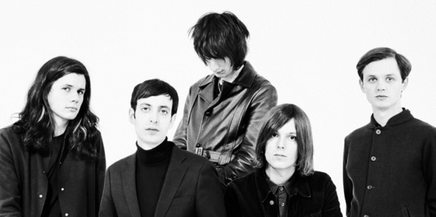 The Horrors' new album Luminous was a labour of love.