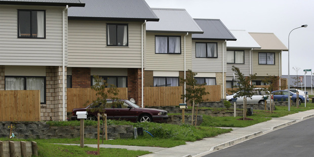Instead of paying higher interest rates, they would put more into their KiwiSaver - says David Parker. But what about those with no mortgage? Photo / Martin Sykes