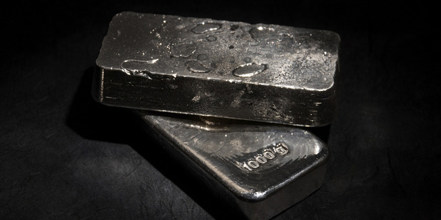 """Silver becomes the first of the precious-metals markets to ditch a daily """"fixing"""" procedure where dealers agree to a price over the telephone. Photo / Thinkstock"""