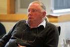 Councillor Tom Belford.
