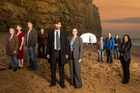 David Tennant and Olivia Coleman have a dysfunctional relationship in Broadchurch.