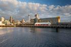 ASB North Wharf, BVN Donovan Hill and Jasmax. Photo / John Gollings