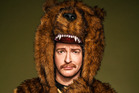 Rhys Darby performs at the New Zealand International Comedy Festival this weekend.