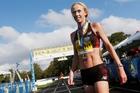 Kim Smith will run the marathon at the Glasgow Games. Photo / AP