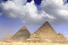 Great Pyramids, located in Giza. Photo / Thinkstock