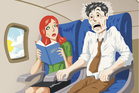 Turbulence can strike fear into the hearts of nervous flyers. Image / Thinkstock