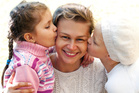 Shower mum with hugs and kisses this weekend. Photo / Thinkstock