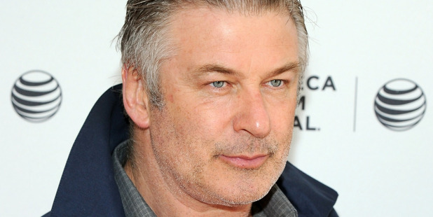 Alec Baldwin. Photo / Getty Images
