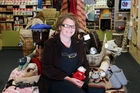 Katie Hedgman-Dalton will celebrate World Fair Trade Day tomorrow.  Photo/Stuart Munro