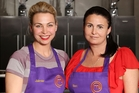 MasterChef second placegetters Jaimie Stodler and Bec Stanley were the target of nasty comments on Facebook.