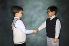 When you shake hands with someone you're actually revealing more than you might think. Photo / Thinkstock
