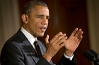 Barack Obama is deciding where the US-China relationship will head. Photo/AP
