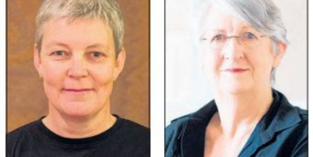 Workshops by food writer Jo Crabb, left, and renowned New Zealand author Dame Fiona Kidman, right, are hot ticket items at next month's Escape! festival in Tauranga.