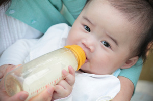 China's open market for infant milk formula came to a halt. Photo / Thinkstock