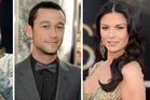 Olivia Newton-John, Joseph Gordon-Levitt and Catherine Zeta-Jones all have  hyphenated surnames. Photo / HBT, Thinkstock