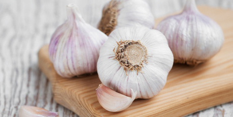 Garlic. Photo / Thinkstock