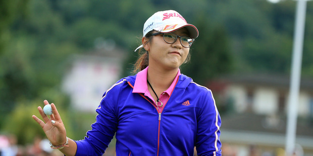 NZ Golf and Lydia Ko have announced their current funding from High Performance Sport NZ will be ceased immediately. Photo / Getty Images.