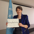 Helen Clark, Administrator of the United Nations Development Programme, joins the campaign #bringbackourgirls