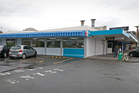 NEW LOOK: The abandoned service station is being turned into a takeaway outlet.