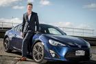 Cam Calkoen, Inspirational Speaker and Toyota Ambassador. Photo / Ted Baghurst.