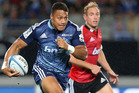 George Moala of the Blues could play for Samoa. Photo / Getty Images