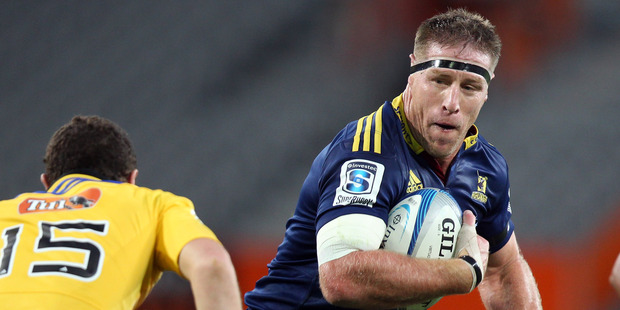 Brad Thorn has still got another year left in him. Photo / Getty Images.